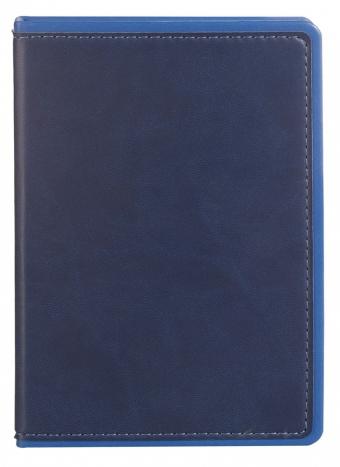 Ежедневник FreeNote Small, недатированный, синий