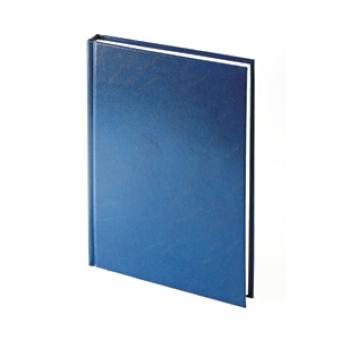 Ежедневник датированный Ideal New, А5, синий, белый блок, без обреза