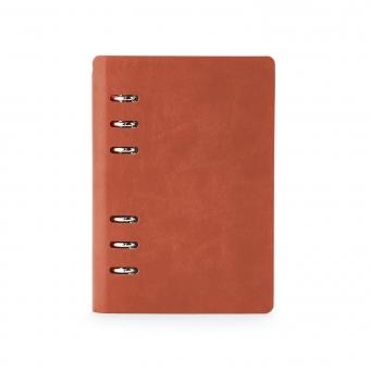 Ежедневник недатированный Firenze, бордовый, А5