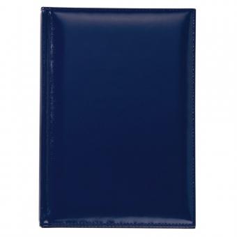 Ежедневник LUXE, полудатированный, синий