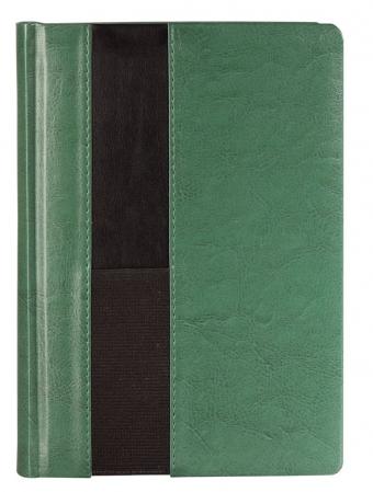 Ежедневник «Футляр», датированный, зеленый