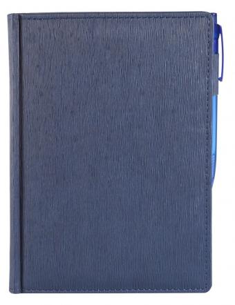 Ежедневник ECLISSE, недатированный, синий