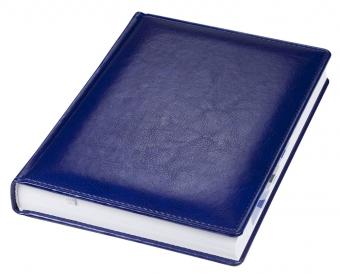 Ежедневник NEBRASKA, датированный вырубной, синий