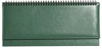 Планинг NEBRASKA, датированный, зеленый