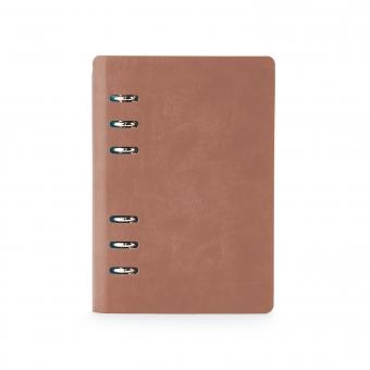 Ежедневник недатированный Firenze, коричневый, А5