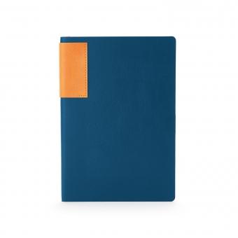 Ежедневник недатированный London, синий, А5