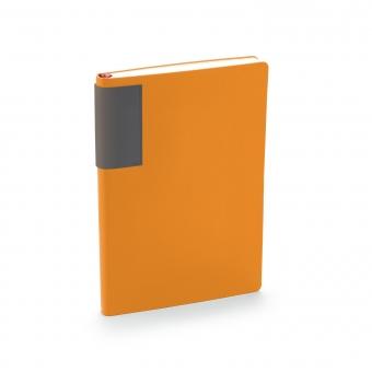 Ежедневник недатированный London, оранжевый, А5