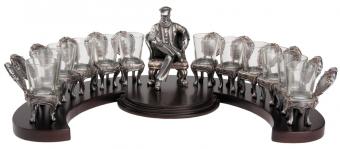 Питейный набор «12 стульев»