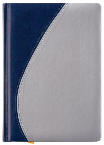 Ежедневник «Капля», синий, недатированный