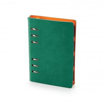Ежедневник недатированный Firenze, зеленый, А5