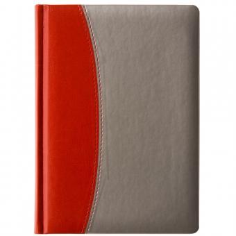 Ежедневник «Скат», красный, датированный