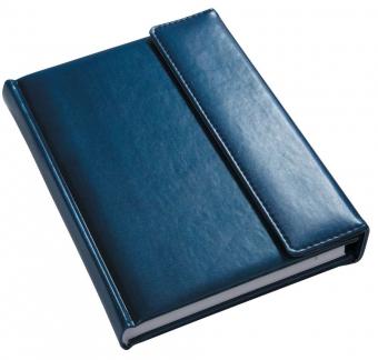 Ежедневник FOX, недатированный, синий