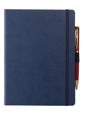 Еженедельник Freenote, недатированный, синий