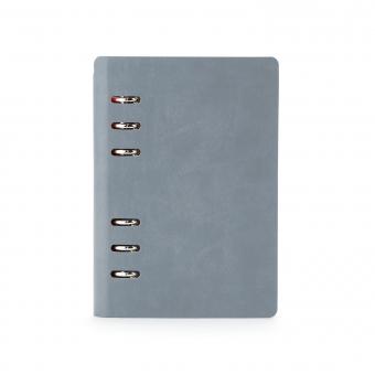 Ежедневник недатированный Firenze, серый, А5