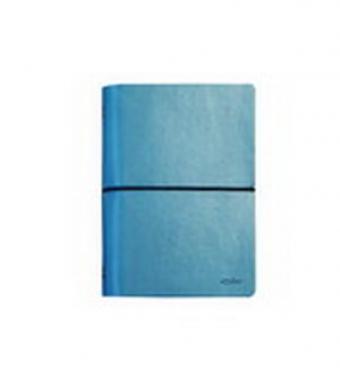 Органайзер Ciak, синий, А6+, белый блок, сменный блок