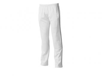 Спортивные брюки мужские, белый/серый