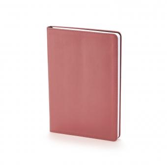 Ежедневник недатированный Stockholm, А5, коричневый, белый блок, без обреза
