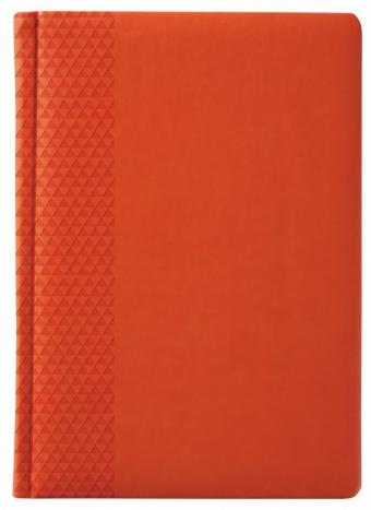 Ежедневник BRAND, недатированный, оранжевый
