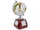 Погодная станция «Глобус»: часы, термометр, гигрометр