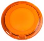 Зеркало «Блеск», оранжевое