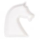Тарелка из серии «Ход конем»