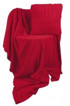 Плед Comfort, красный