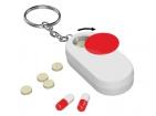 Брелок-футляр для таблеток
