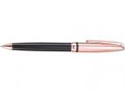 Набор «Аврора»: ручка шариковая, ручка роллер в футляре