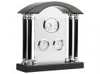 Погодная станция «Нобель»: часы, термометр, гигрометр