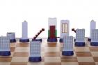 Шахматы «Строительные»