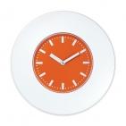 """Часы настенные """"ГРАНД"""" разборные ;  белый, D37,5 см; пластик/стекло"""