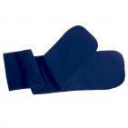 "Шарф ""Мontana"", 160х20 см, синий, флис, 250 гр/м2"