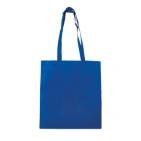 """Сумка для покупок """"Daily""""; синяя; 36*40 см; материал нетканый 75г/м2"""