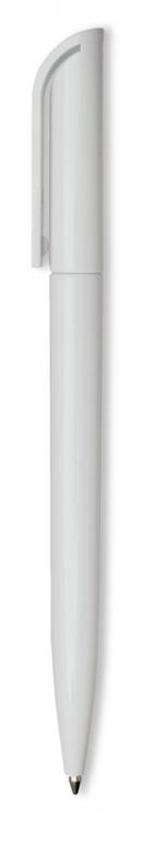 Ручка шариковая Carolina, белая