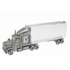 "Часы ""Truck""; 14,8х3,5х5,2 см; металл, стекло; лазерная гравировка"