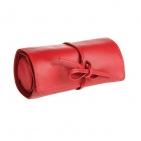 """Футляр для украшений  """"Милан"""",  16х5х7 см,  кожа, подарочная упаковка"""