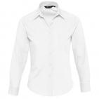 """Рубашка """"Executive"""", белый_M, 65% полиэстер, 35% хлопок, 105г/м2"""