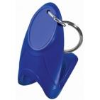 "Открывалка ""Quick up""; синий; 6х3х4 см; пластик; тампопечать"