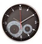 Часы настенные с термометром и гигрометром