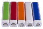 Универсальный аккумулятор Bar, 2200 mAh, красный