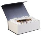 Подарочная коробка «Блеск», большая, антрацит