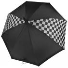 Зонт «Пятая передача», черный