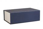 Подарочная коробка «Блеск», большая, синяя