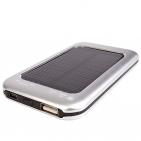 Универсальный внешний аккумулятор Solar 2000 mAh, на солнечных батареях