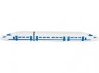 Ручка шариковая «Экспресс» в форме скоростного поезда с подсветкой