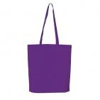 """Сумка для покупок """"PROMO"""";  фиолетовый  ; 38 x 45 x 8,5 см;  нетканый 80г/м2"""