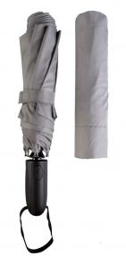 Зонт Magic с проявляющимся рисунком, серый