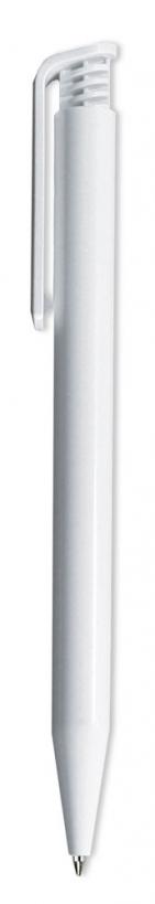 Ручка шариковая Super Hit, белая