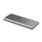 Планинг недатированный, Sidney Nebraska, серый, 305х130 мм, белый блок, открытый гребень