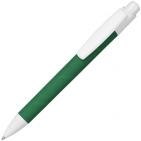 ECO TOUCH, ручка шариковая, зеленый, картон/пластик
